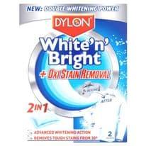Dylon White Bright Oxi - 2 Sachet
